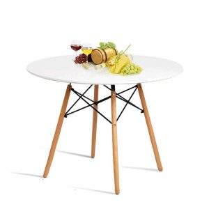 round dining table wood deals on black friday 2019