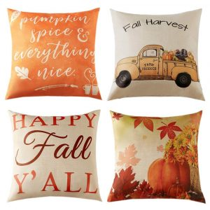 best cyber monday & black friday 2019 deals on fall decorations for home
