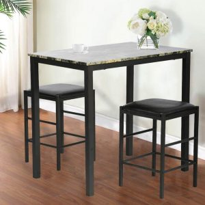 glass top dining table set deals on black friday 2019