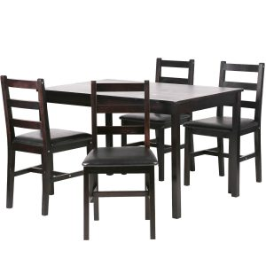 4 set kitchen table and chairs sales on black friday 2019