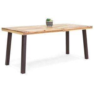 best black friday 2019 deals on wood table with resin