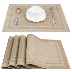 placemats for round table on black friday 2019